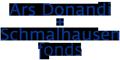 Ars Donandi + Schmalhausen fonds
